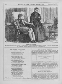 Punch 49 (1865), 248.  Reproduced by kind permission of Leeds University Library.